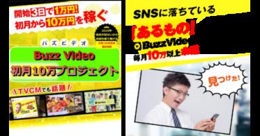 【無料】バズビデオで初月10万!完全自動収益プログラム!ココナラ、イケハヤ、マナブ、アフィリ、SEO、転売、ブレインなどの副業よりも絶対儲かるBuzzVideoの匿名ビジネス起業術を限定公開!