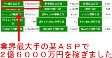 【ニーロク】2億6000万円をネットで稼いだ方法を完全公開~イケハヤさん、マナブさんとも違うBrain(ブレイン)もNote(ノート)も使わない副業副収入
